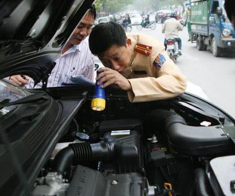 Dịch vụ cà số khung, số máy tại nhà giá rẻ Hà Nội
